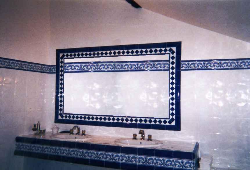 Document sans titre for Salle de bain frise