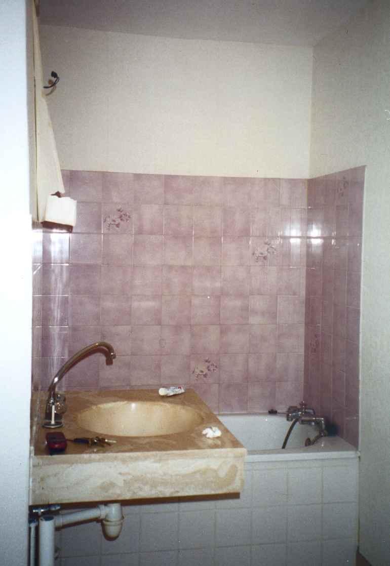 Suite - Travaux salle de bain ...
